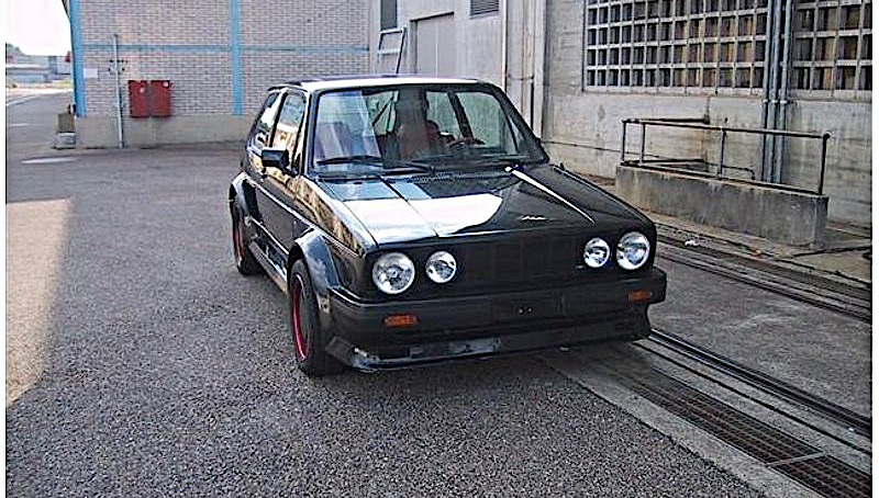 DLEDMV - VW Golf Turbo Sbarro - 06