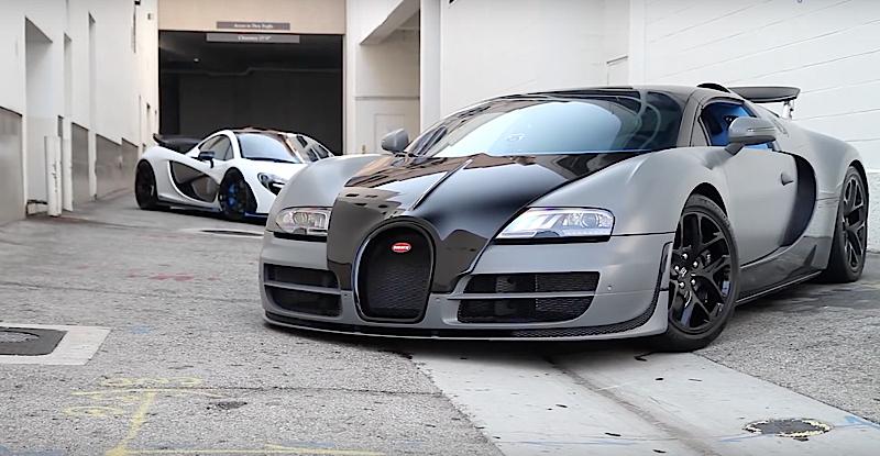 DLEDMV - Bugatti Vitesse & McLaren P1 - 03
