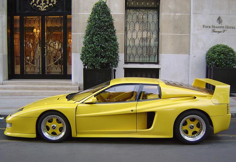 DLEDMV - Ferrari Koenig Testarossa Competition Evolution - 01