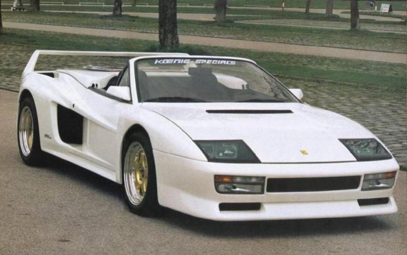 DLEDMV - Ferrari Koenig Testarossa Competition Evolution - 06