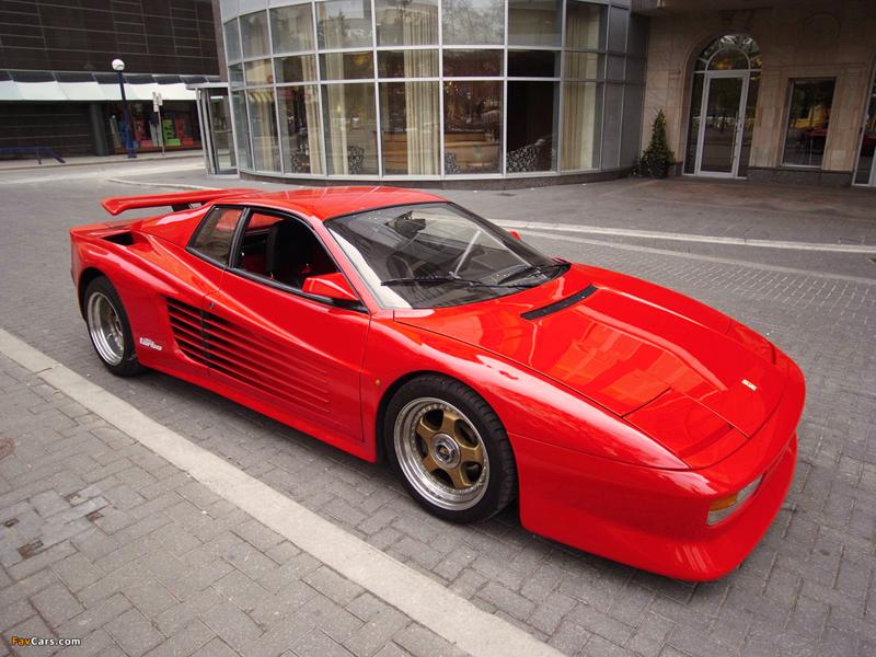 DLEDMV - Ferrari Koenig Testarossa Competition Evolution - 08