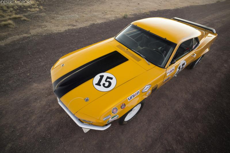 DLEDMV - Ford Mustang Boss 302 Transam - 12