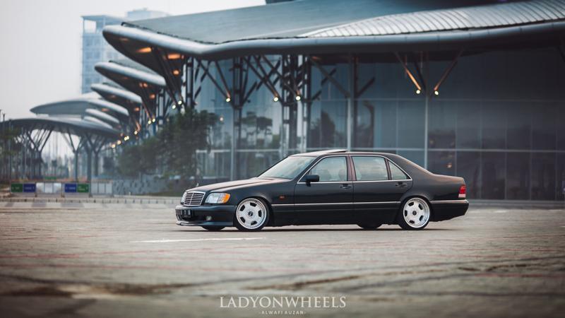 DLEDMV - Mercedes W140 S320 Lorinser - 05