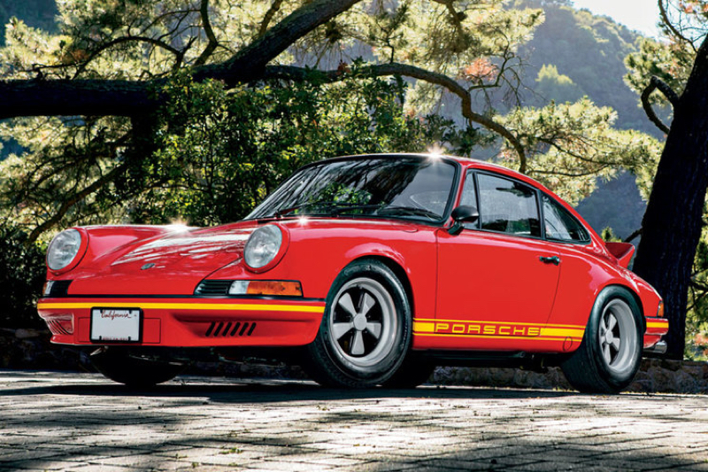 DLEDMV - Porsche 911 R-Gruppe Red - 01