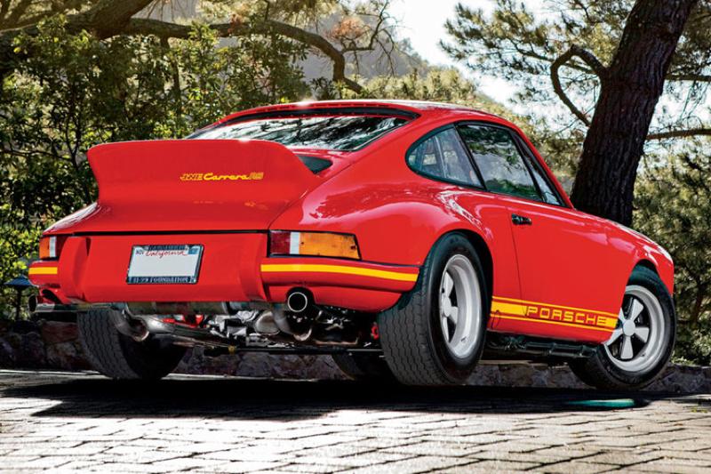 DLEDMV - Porsche 911 R-Gruppe Red - 04