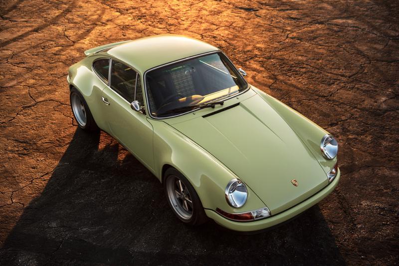 DLEDMV - Porsche Singer 911 Manchester - 22