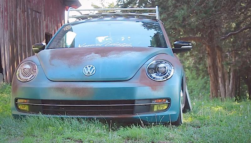 DLEDMV - VW Beetle 3.0 Vintage - 02
