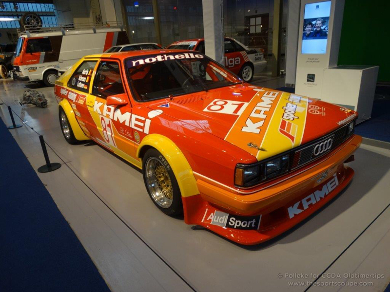 DLEDMV - Audi Coupe Kamei - 01