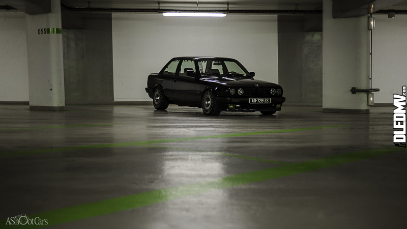 DLEDMV - BMW 318is E30 Ludo 6cyl turbo - 01