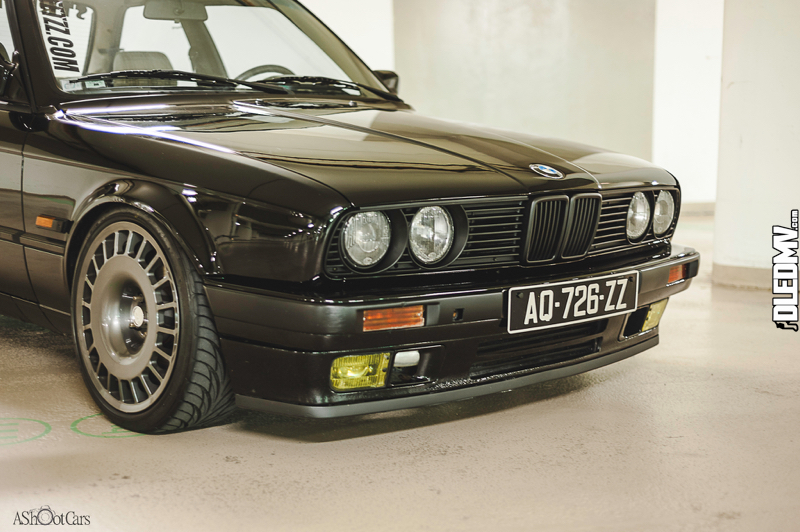 DLEDMV - BMW 318is E30 Ludo 6cyl turbo - 02