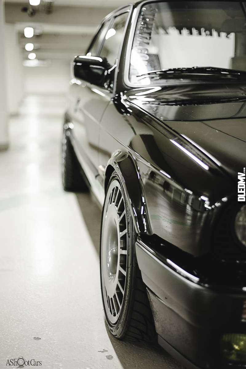 DLEDMV - BMW 318is E30 Ludo 6cyl turbo - 09
