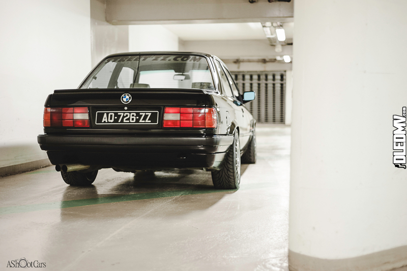 DLEDMV - BMW 318is E30 Ludo 6cyl turbo - 10