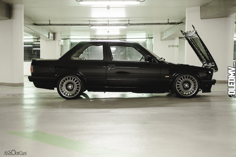 DLEDMV - BMW 318is E30 Ludo 6cyl turbo - 22