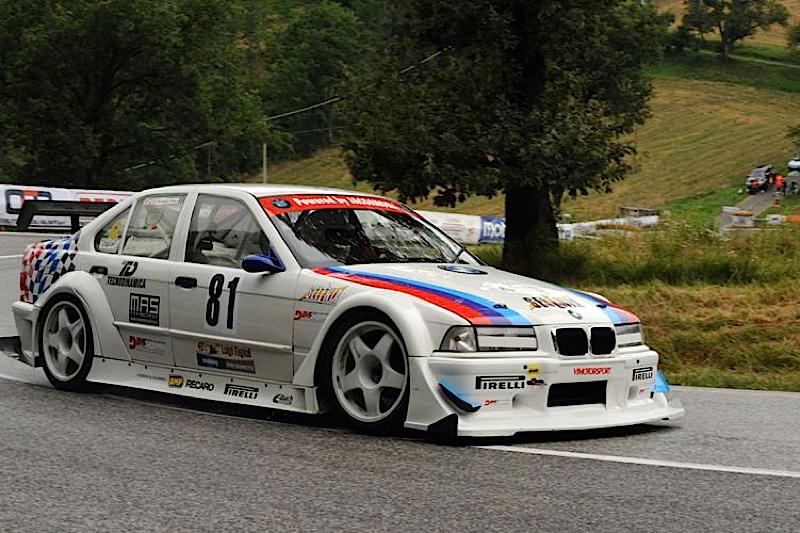 Hillclimb Monster : BMW 320 i des circuits aux spéciales... 3