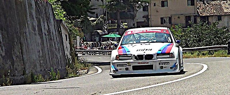 DLEDMV - BMW 320i E36 Hillclimb - 03