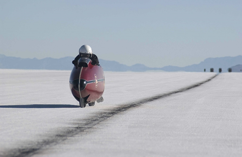 DLEDMV - Bonneville Speed Land - 09