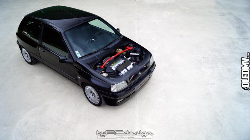 Renault Clio 16s vs CAP 10... Sur la terre ou dans les airs ! 4