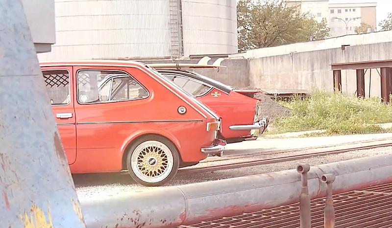 DLEDMV - Fiat 127 & 850 Stance - 02
