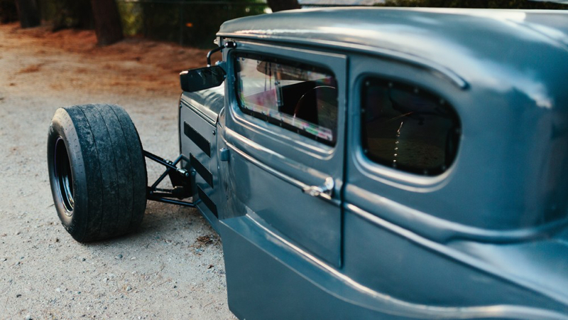 DLEDMV - Ford A Hot rod + F1 - 04