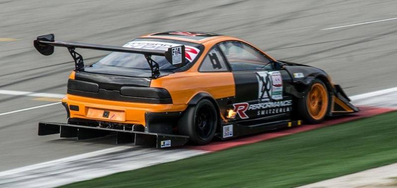 DLEDMV - Honda Integra R R-Performance Time Attack - 11