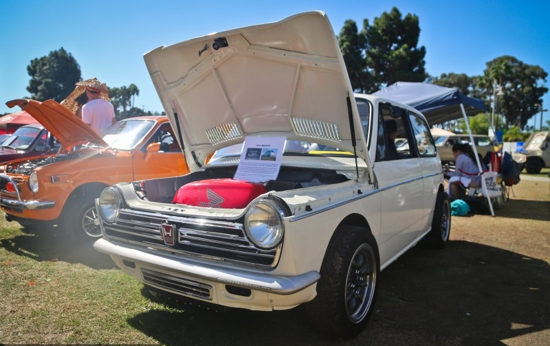 DLEDMV Honda N600 swap 800 VFR 06