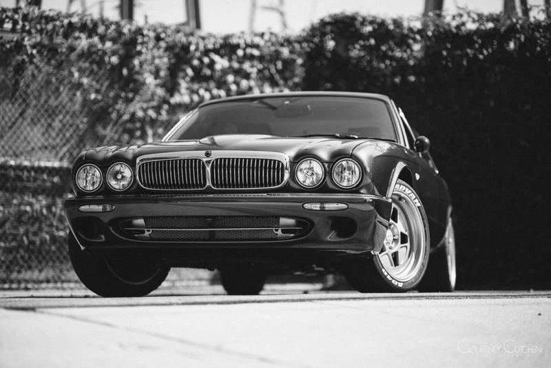 DLEDMV - Jaguar XJ swap LS3 custom - 03