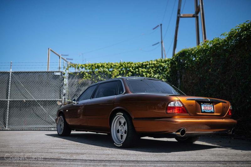 DLEDMV - Jaguar XJ swap LS3 custom - 06