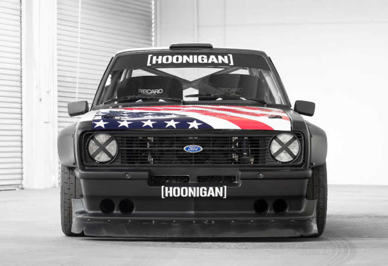 DLEDMV - Ken BLock Ford Escort Rocket Bunny - 08