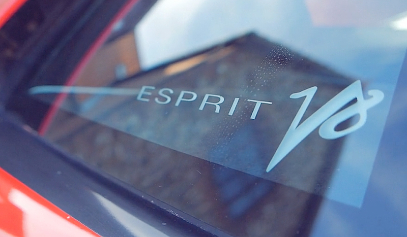 DLEDMV - Lotus Esprit V8 Biturbo - 01