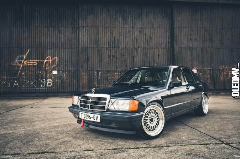 DLEDMV - Mercedes 190 Maxime - 01