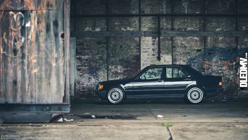 DLEDMV - Mercedes 190 Maxime - 02