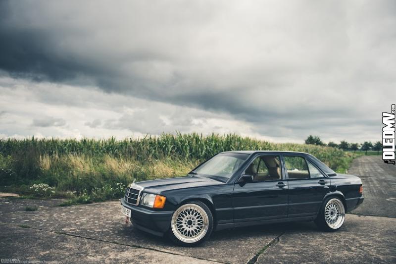 DLEDMV - Mercedes 190 Maxime - 05