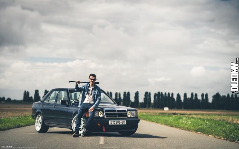 DLEDMV - Mercedes 190 Maxime - 07