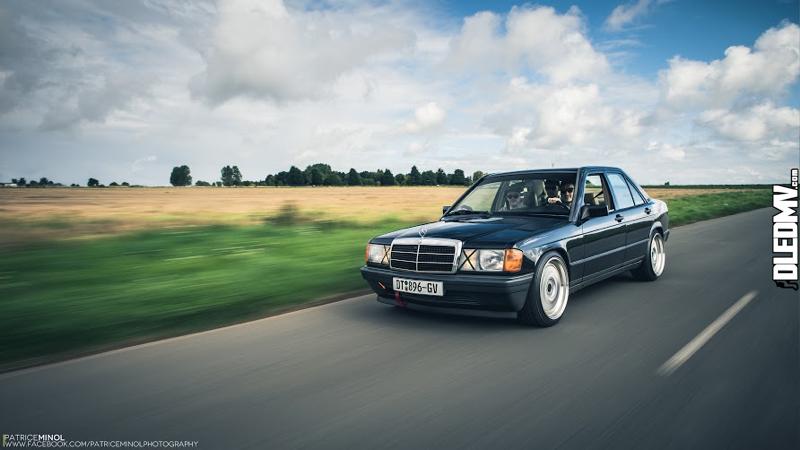DLEDMV - Mercedes 190 Maxime - 08