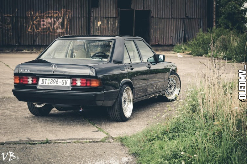 DLEDMV - Mercedes 190 Maxime - 10