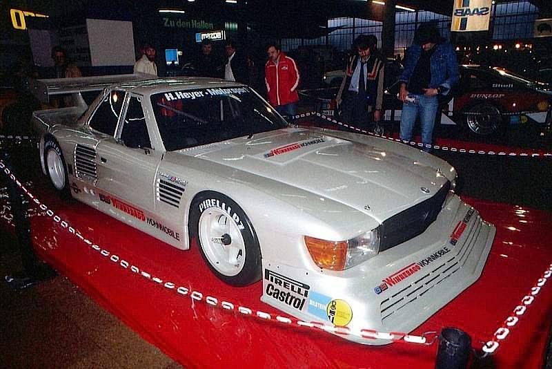 DLEDMV - Mercedes 500 SLC Groupe C - 03