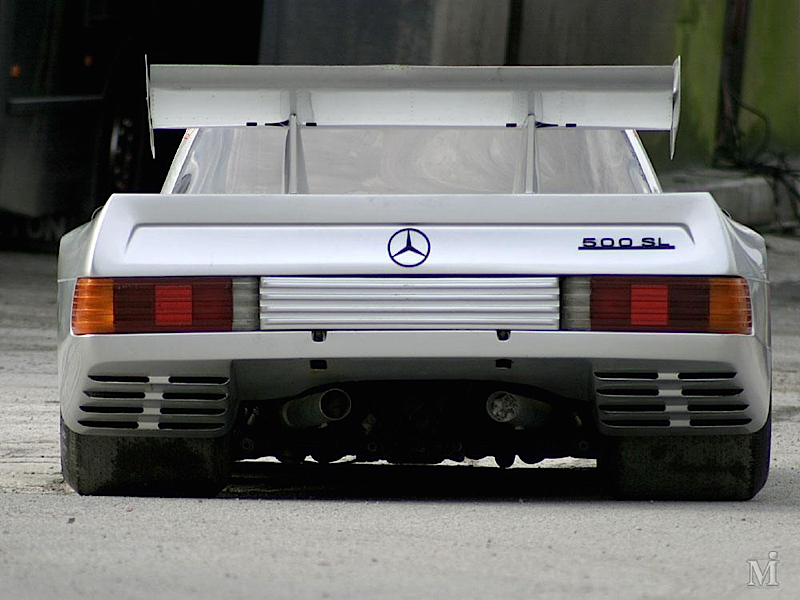 DLEDMV - Mercedes 500 SLC Groupe C - 07