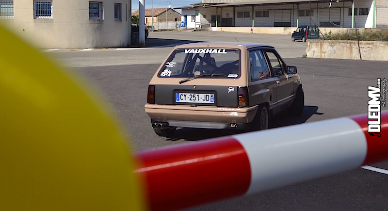 L'Opel Corsa GSI 16v d'Alain... Qui s'y frotte s'y pique ! 27