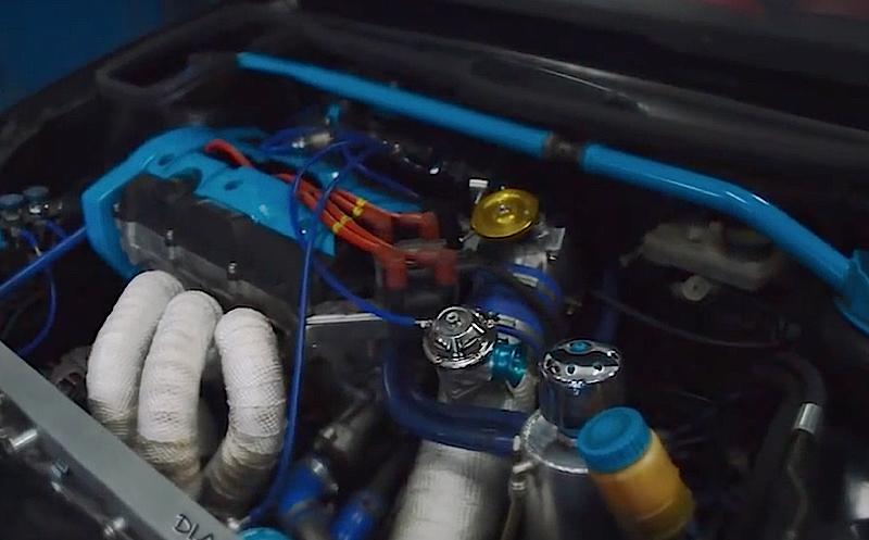 DLEDMV - Peugeot 206 Turbo Diamantis - 01