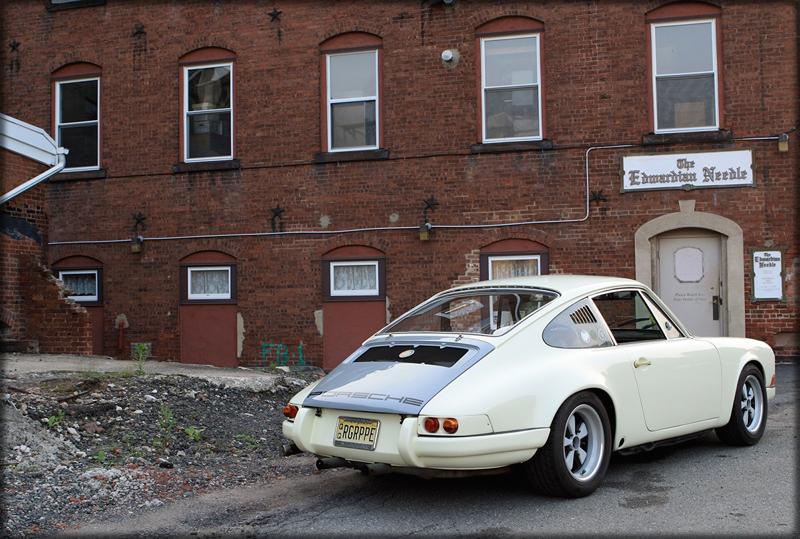DLEDMV - Porsche 911 backdate R - 18