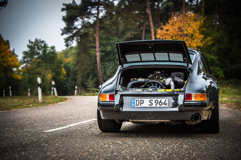DLEDMV - Porsche 964 DP Motorsport Backdated - 03