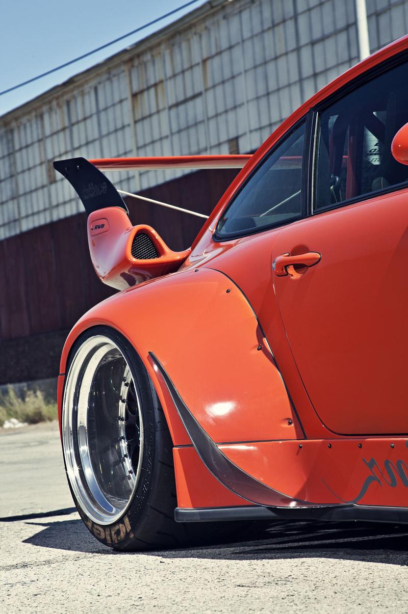 DLEDMV - Porsche 993 C2 RWB Darren Yoo - 13