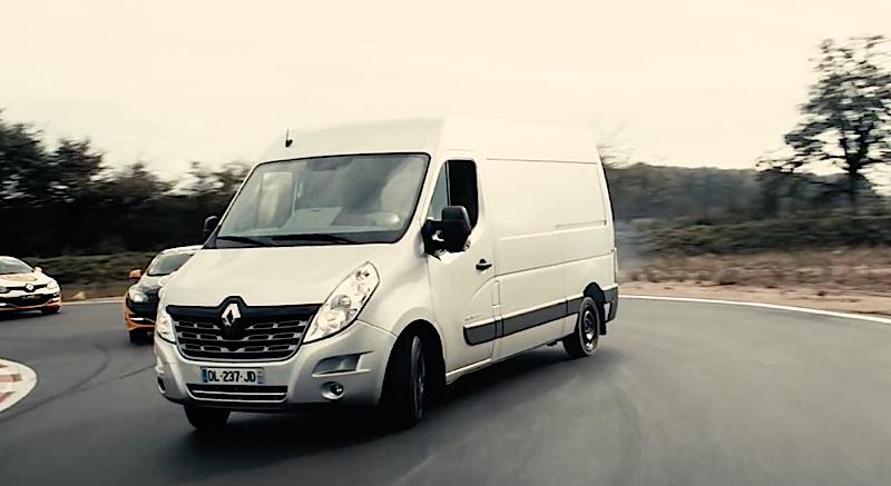 DLEDMV - Renault Master & Megane Drift - 03