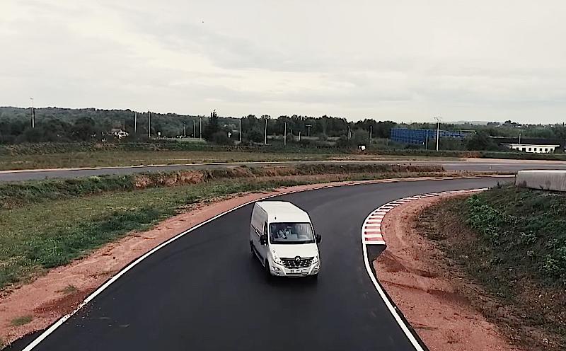 DLEDMV - Renault Master & Megane Drift - 04