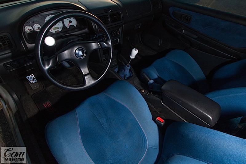 DLEDMV - Subaru impreza 2.5RS GC8 - 01