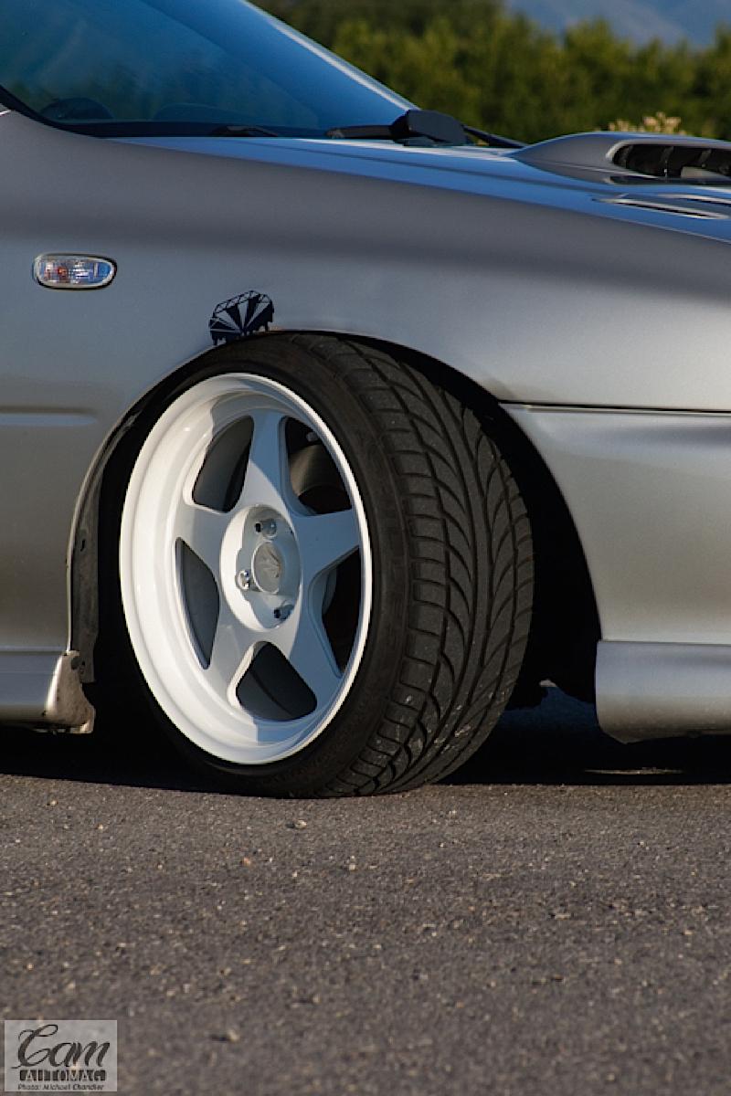 DLEDMV - Subaru impreza 2.5RS GC8 - 07