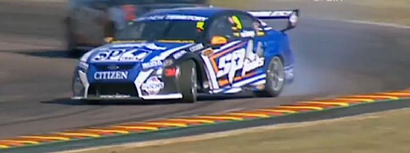 DLEDMV - V8 Supercars Drift victory - 01