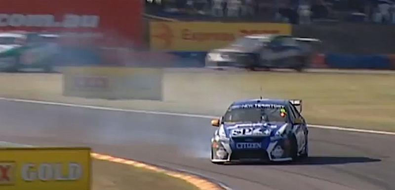 DLEDMV - V8 Supercars Drift victory - 02
