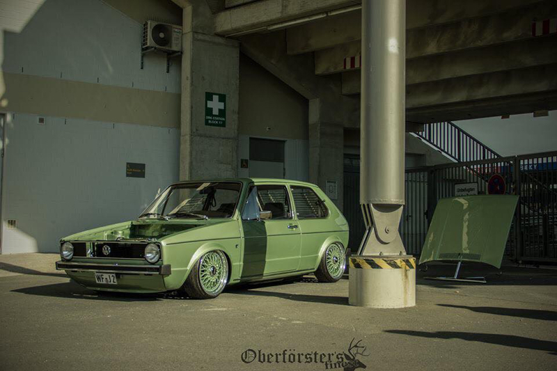 DLEDMV - VW Golf 1 Individual Perfection - 04