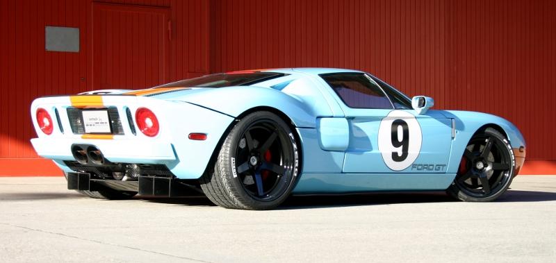 DELDMV Ford GT CarTech : le retour du mythe 02